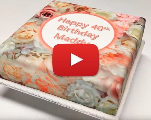 Watch The Canvas Cake Video