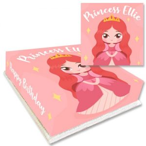 Red Princess Cake