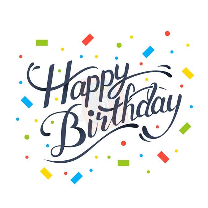 Happy Birthday Edible Icing Photos