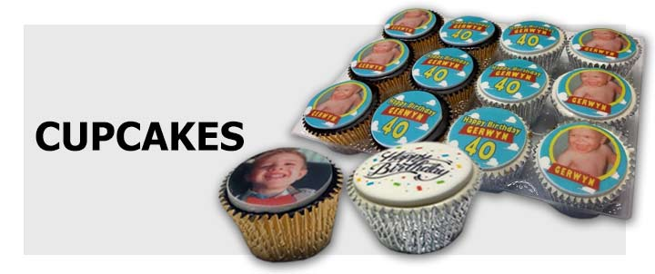 personalised cupcakes delivered UK