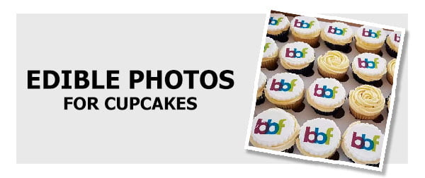 edible photo toppers for cupcakes