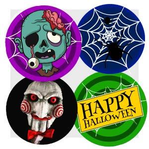 Halloween Cupcakes Menu