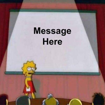 Edible Lisa Presenting Meme