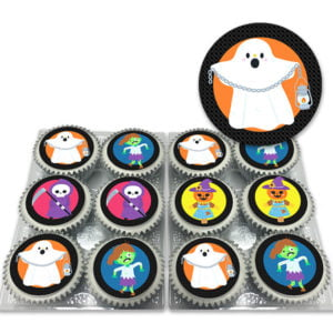 Halloween Character Cupcakes Delivered