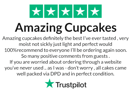 Personalised Cupcakes Review