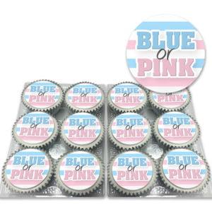 Buy Gender Reveal Cupcakes Online
