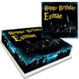 Harry Potter Birthday Cake Delivered