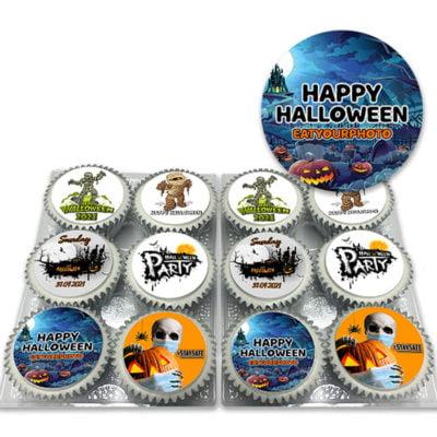 Halloween 2021 Cupcake Set 1